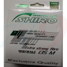 Pītā aukla Mistrall Shiro Braided Line