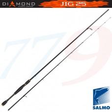 Spinings Salmo Diamond JIG 25 2.10m 5-25gr M