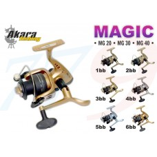 Bezinerces spole AKARA MAGIC MG-30 6bb