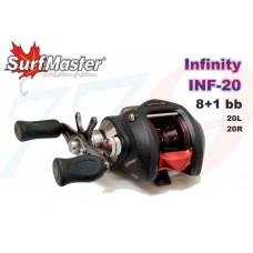Multiplikatoru spole SURF MASTER «Infinity» INF20L