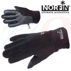 Norfin FLEECE BLACK Sieviešu flīsa cimdi ar THINSULATE siltinātāju
