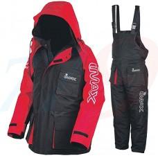Ziemas kostīms Imax Thermo 2pcs Suit Red/Black